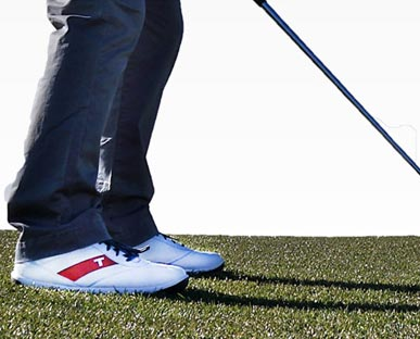 A review of the TRUE Tour golf shoes by Fresh