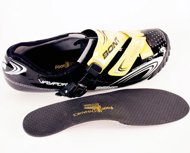 Cycling Orthotics