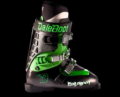 Daleboot Custom Ski Boots