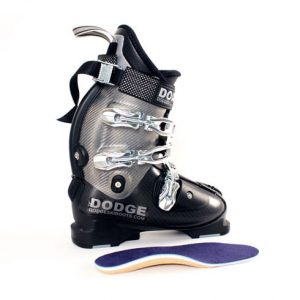 Alpine Ski Orthotics