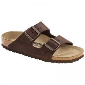 Birkenstock Arizona - Habana Oiled Leather