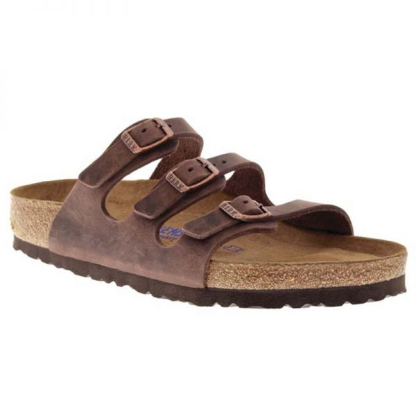 Birkenstock Florida - Soft Footbed Habana Oiled