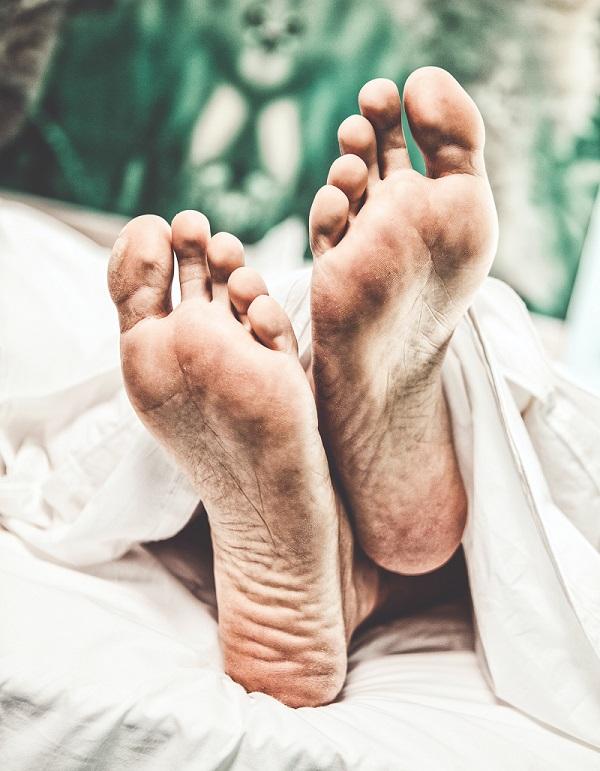 plantar fasciitis creating heel pain